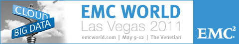EMC world 2011